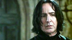 La primera frase de Snape a Harry Potter esconde un triste