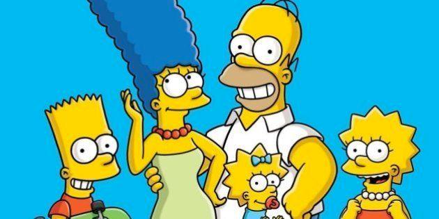 El homenaje de 'Los Simpson' a las víctimas de los atentados de