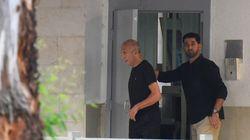 El exprimer ministro israelí Ehud Olmert sale de prisión tras obtener la libertad