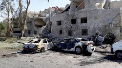 Al menos 12 muertos y 15 heridos por varias explosiones en