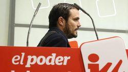 Garzón acusa a Podemos de tener