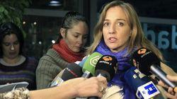 IU ratifica a Tania Sánchez como candidata a la Comunidad de