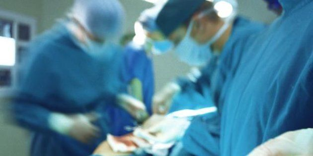 Fallece el bebé de seis meses que nació por cesárea de emergencia en