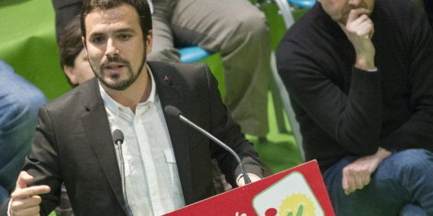 El enfrentamiento entre Alberto Garzón y el portavoz de IU en Madrid sube de