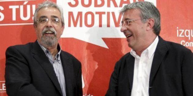 El PCE suspende de militancia a Gregorio Gordo y Ángel Pérez por las 'tarjetas