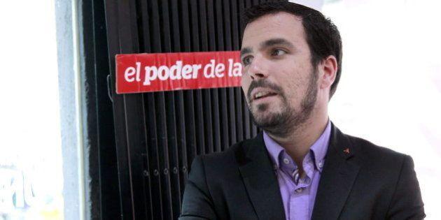 Garzón no se plantea dejar IU y cree que Tania Sánchez es una