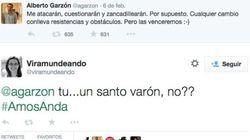 Los ataques por Twitter contra Garzón de esta responsable de IU