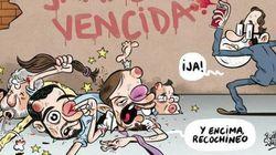 Lo que opina Alberto Garzón de la portada de 'El