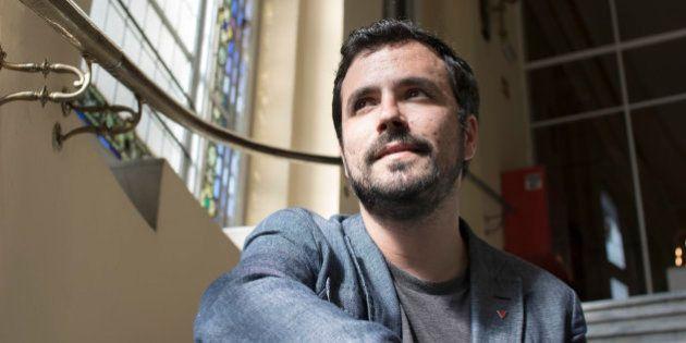 Alberto Garzón,
