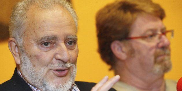 Anguita pide la unión de Izquierda Unida y