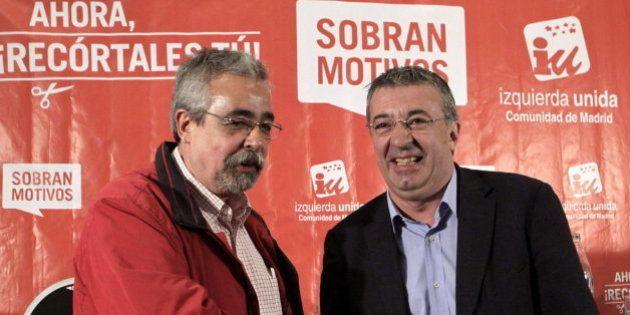 IU aprueba expulsar a Ángel Pérez y Gregorio Gordo por negarse a dejar sus