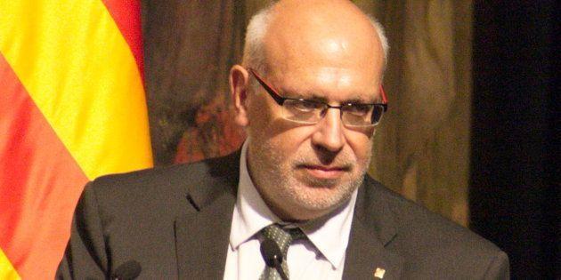 Un conseller catalán admite que