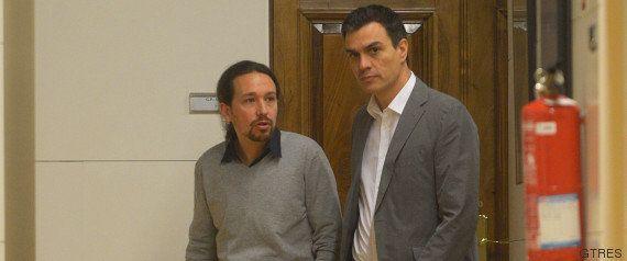 Garzón, el mediador entre Sánchez e Iglesias para el pacto de