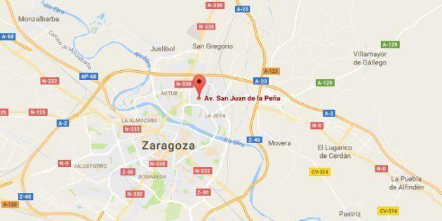 Detenido en Zaragoza un joven por agresión sexual y acoso a una menor de 16 años de