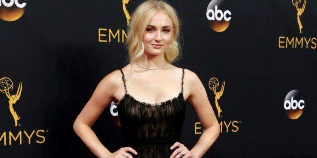 La actriz que interpreta a Sansa en 'Juego de Tronos':
