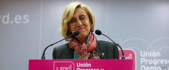 Izquierda Unida y UPyD, en el