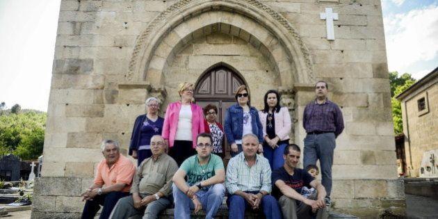 El cura de Punxín (Ourense) dimite tras las quejas por llamar adúlteras a las