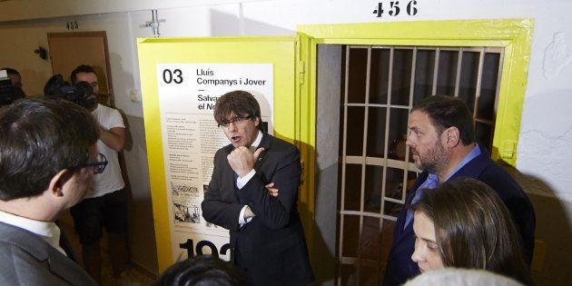 El Gobierno acusa a Puigdemont de