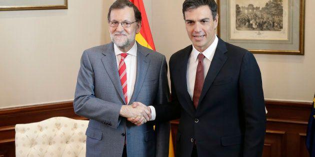 Rajoy y Pedro Sánchez se reunirán el jueves en La