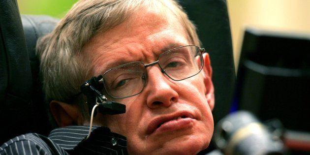 Stephen Hawking, en una imagen de