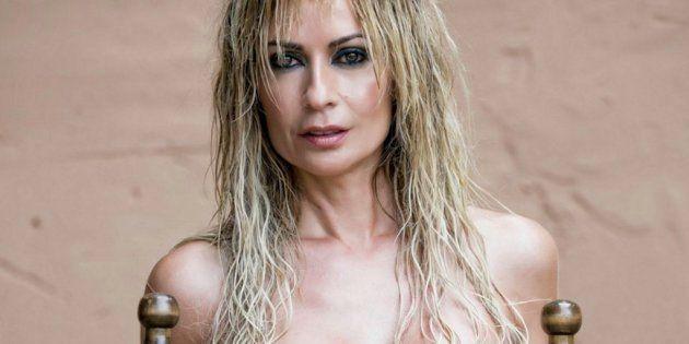 Olvido Hormigos vuelve a desnudarse en 'Interviú' y anuncia que será escritora de relatos