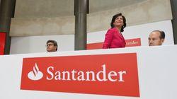 El Banco Santander amplía capital en más de 7.000 millones de