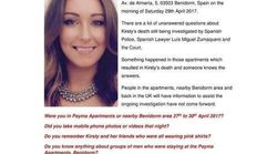 Investigan la muerte de una joven escocesa en Benidorm tras entrar en la habitación de cinco