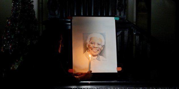 Adiós a Mandela: Así serán los actos de despedida al expresidente