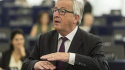 Juncker, desatado: