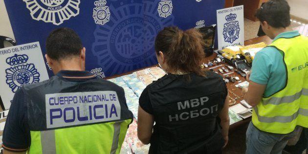 La Policía desarticula una red búlgara que buscaba controlar la prostitución en
