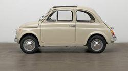 El MoMA de Nueva York adquiere un Fiat 500 para su colección