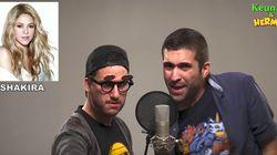 Hermoti y Keunam cantarán 'Me enamoré' de Shakira para 'El HuffPost'. ¿Qué voces quieres que
