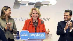 Esperanza Aguirre no tiene