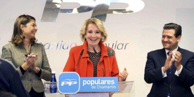 Aguirre dice que veía venir la marcha de Eurovegas: