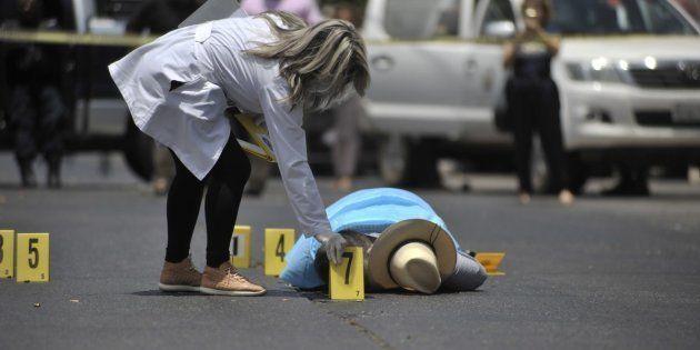 El cuerpo del periodista mexicano Javier Valdez, encontrado sin vida en Culiacán (Sinaloa, México) el...