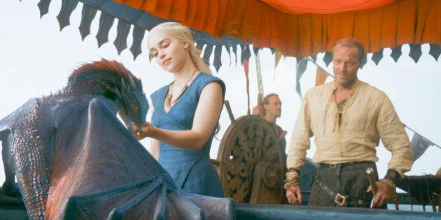 Cuarta temporada de 'Juego de tronos': Aquí puedes ver algunas