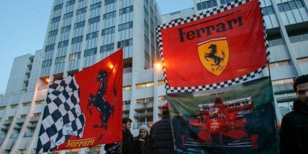 Schumacher se encuentra