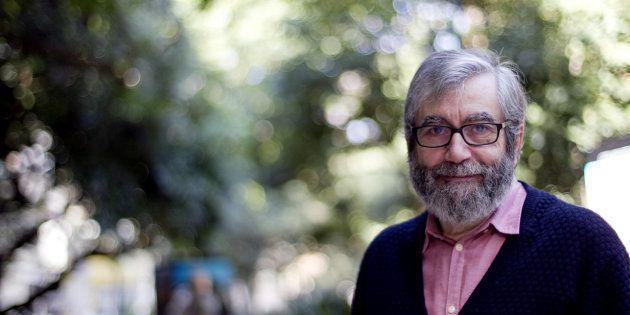 Antonio Muñoz Molina, en una imagen de