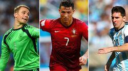 Las 5 razones de Cristiano, Messi y Neuer para ganar el Balón de