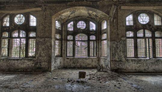 El hospital abandonado donde trataron a Hitler es uno de los lugares más escalofriantes que existen