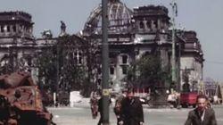 Berlín como no lo habías visto: en 1945, en ruinas... y en color