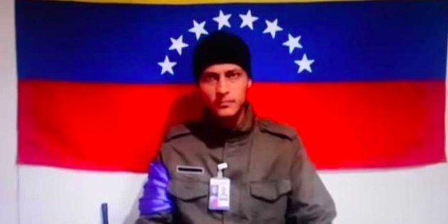 Reaparece Óscar Pérez, el policía y actor venezolano que atacó el Supremo desde un