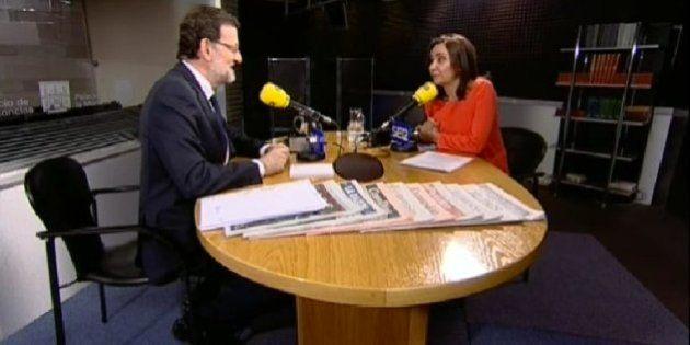 Rajoy sólo concedió tres entrevistas en