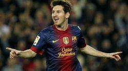 Leo Messi renueva con el FC Barcelona hasta