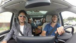 MUSIC CAR TALENTS (III): 'Especial 20 años Sonorama' con