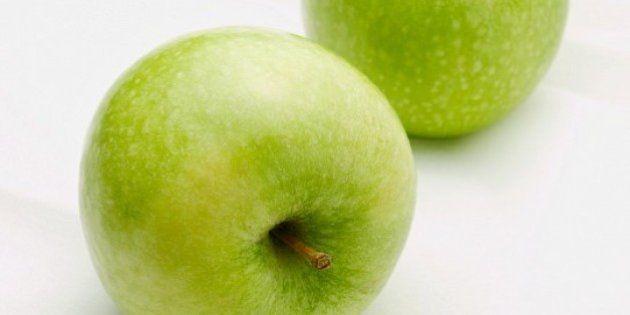 Esta madre se indigna tras pagar 1,25 libras por una manzana en unos grandes almacenes de