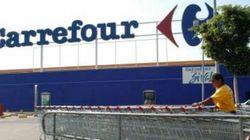 Carrefour reta a Primark con su nueva tienda efímera de moda y tecnología en el centro de