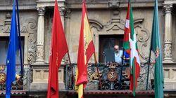 UPN presenta un recurso contra la colocación de la ikurriña en el balcón del