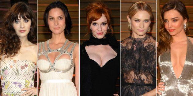 Fiesta de Vanity Fair: la otra alfombra roja de los Oscar
