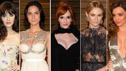 La fiesta de los Oscars con más y mejores modelazos